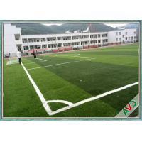 Wholesale FIFA Standard Multi - Functional Soccer Field Artificial Turf 12000 Dtex Water-Saving from china suppliers