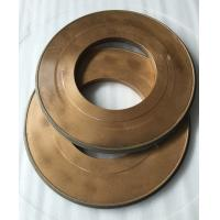 Wholesale Flat Abrasive Diamond Grit Grinding Wheel Resin Bonded Thickness 40mm Width 10mm from china suppliers