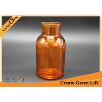 Wholesale Decoration Essential Oil Glass Bottles , empty dark colored glass bottles from china suppliers