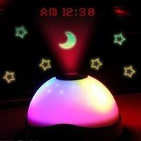 Wholesale 2012 LED Star Projection Clock from china suppliers