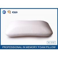 Quality Polyurethane Bamboo Traditional Memory Foam Pillow Neck Support During Sleeping for sale