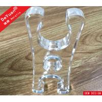 Wholesale 20 mm Thickness Custom Acrylic Products CNC Cutting Transparent Acrylic Block from china suppliers