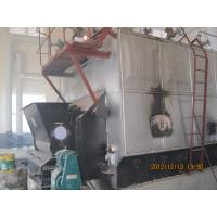 Wholesale Thermal Insulated ASME Oil Gas Fired Steam Boiler Replacement , 8 Ton from china suppliers