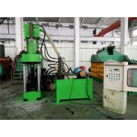 Wholesale Vibration Free Hydraulic Drive Briquette Machine For Compress Metal Scrap Iron from china suppliers