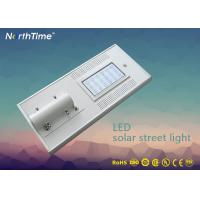 Wholesale Photovoltaic System Solar Powered Road Lights , Energy Efficient Led Street Light from china suppliers