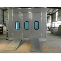 Quality  Car Spray Booth for painting car body, with basement for sale