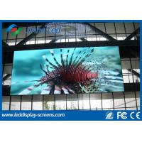 Wholesale Full color led panel module / 32 * 16 dot yellow led display module lightweight from china suppliers