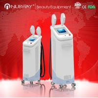 Wholesale shr 2800w professional 2 handpiece e-light lamp 1Mhz ipl shr machine with ice-light from china suppliers
