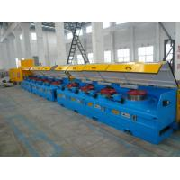 Wholesale 8mm - 16mm Mechanical Wire Descaler Machine , High Speed Wire Processing Machine from china suppliers