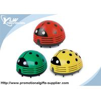 Wholesale Electronic Gadgets Gifts 2 AAA batteries ladybug shape desk vacuum, desk vacuum cleaner from china suppliers