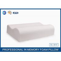 Wholesale Custom Bamboo Fiber Contour Sleep Design Memory Foam Pillow For Hotel / Bedroom from china suppliers