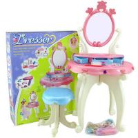 Wholesale Children Toy - Plastic Toys DIY Dresser Play Set (Model New Toys No.:AZH63916 Kid's Toy from china suppliers