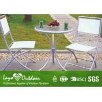 Wholesale Garden Patio Table And Chairs Patio Outdoor Furniture No Hazardous Gas Radiation from china suppliers