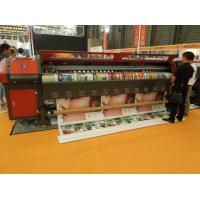 Wholesale 3.2m High Speed Outdoor Solvent Printer with Konica 512i heads 320m²/h by 8heads from china suppliers