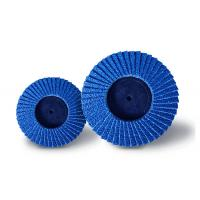 Quality Tiger Paw Metal Concrete Flap Disc 80# 120# Zirconia Oxide Material 5000 ~ 9000 for sale