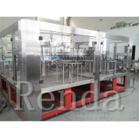 Wholesale CE Certification Small Carbonated Drink Filling Machine 8000BPH / 10000BPH from china suppliers