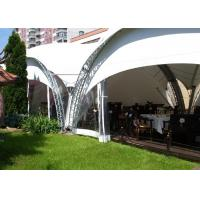 Wholesale High Strentch Arch Tents Tension Membrane Structures For Outdoor Events from china suppliers