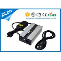 Wholesale portable 5a 48 volt  golf cart battery charger with ezgo txt plug factory wholesale from china suppliers