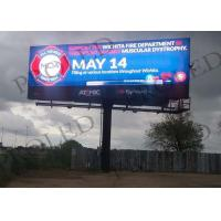 Buy cheap External Led Large Screen Display , Led Wall Display Screen High Brightness from wholesalers