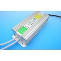 China 60w aluminum electrolytic capacitor IP68 waterproof power supply Constant Current LED Driver on sale