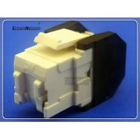 Wholesale Cat6 Keystone Jack RJ45 UTP Jacks Pass Fluke test from china suppliers