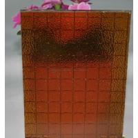 Wholesale Bronze Nashiji Wired Glass from china suppliers