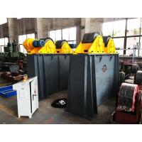Wholesale Tank Turning Rolls For Rotor Testing / Welding Inverter Variation Speed Steel Rollers from china suppliers