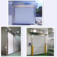 Wholesale 2mm 304 Stainless Steel Durable Security Door Industrial Roller Door from china suppliers