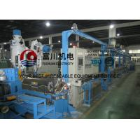 Wholesale Automobile Wire / Plastic Insulating Wire Extrusion Machine With Screw Dia 60mm from china suppliers