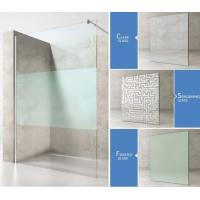 Buy cheap Luxury 12mm Tempered Glass Shower Room Shower Enclosure for Hotel Use from wholesalers