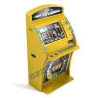 Wholesale ZT2412 Custom Kiosks Self - Service Lottery / Gaming/Amusement Kiosk with advertisement from china suppliers