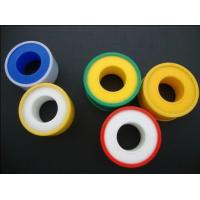 Wholesale Good Performance PTFE Gasket Tape , PTFE Adhesieve Tape for Pipe Linking from china suppliers