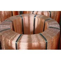 Wholesale C11000 C1720 Pure Beryllium Copper Rods For Cable , Round Copper Bar from china suppliers