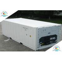 Wholesale High Strength 20ft Refrigeration Pallet Wide Container Thermo King Reefer Container from china suppliers