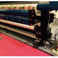 Buy cheap 3.2M A-Starjet 7703L Soft PVC Ceiling Film Eco Solvent Printer with 3 pcs DX7 Head from wholesalers