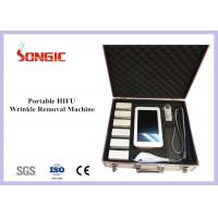 Wholesale New Design Portable HIFU Machine For Wrinkle Removal Skin Lifting from china suppliers