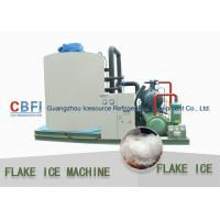 Wholesale Customized 10 Tons Flake Ice Machine CBFI Compressor R22 Refrigerant from china suppliers