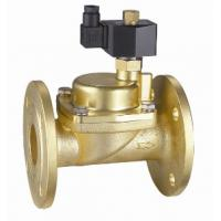 Wholesale Brass Flange Two Way Piston Steam Solenoid Valve Normally Open PS Series from china suppliers