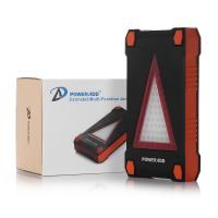 Wholesale High Capacity Power Bank Car Jump Starter Emergency Battery capacity 13500mah from china suppliers