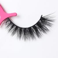 Wholesale Full Strip 3D Mink Lashes Mink Fur Eyelash Extensions Natural Looking from china suppliers
