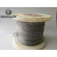 Wholesale NiCr 2080 Heating Stranded Resistance Wire NiCr A Nichrome Alloy from china suppliers