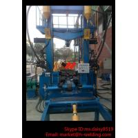 Quality Assembly / Welding / Straightening H Beam Welding Line / Production Line Automatic for sale