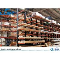 Wholesale Steel Extra Heavy Duty Cantilever Racks 300KG---2500KG Per Arm Multi Level from china suppliers