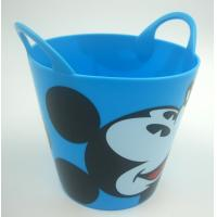 Wholesale 1500ml PP Bucket Large Disposable Salad Bowls Round FOR food packaging Pail from china suppliers