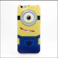 Wholesale Fashion Cute Despicable Me Pattern TPU Case Mobile Phone Soft Protective Cover from china suppliers