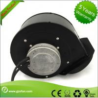 Buy cheap 180mm EC Centrifugal Fan With Forward Curved Blades For Floor Ventilation from wholesalers