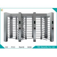 Wholesale Standard Fire Interface Full Height Automatic Turnstile Mechanism from china suppliers