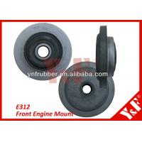 Wholesale Professional Durable Rear Engine Cushion Rubber Engine Mounts For CAT E312 Front from china suppliers
