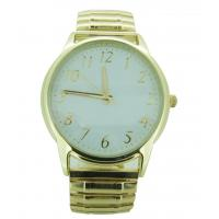 Wholesale Big Case Waterproof Quartz Watch Battery Operated Business Wrist Watch from china suppliers
