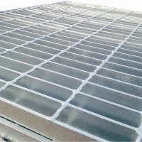Wholesale Stainless Steel Grating, 301, 304, 316, 316L, Plain/Serrated Style from china suppliers